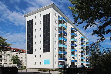 Das Zukunftshaus degewo in Berlin-Lankwitz