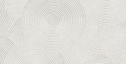Zen-Kreise im Sand