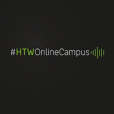 Wort-Bild-Marke #HTWOnlineCampus