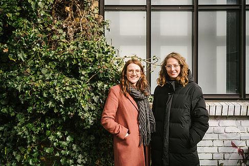Rebecca Kremer und Thora Hornburg
