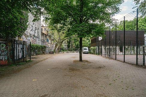 Fläche in Berlin Kreuzberg