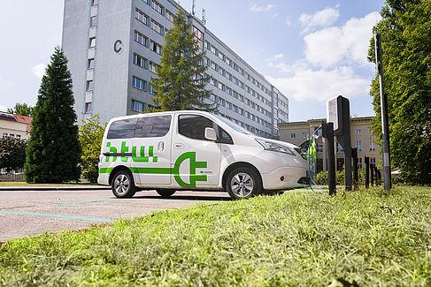 Das Elektroauto der HTW Berlin