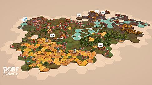 Screenshot aus einem Spiel
