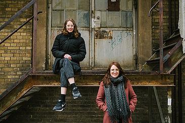 Thora Hornburg und Rebecca Kremer