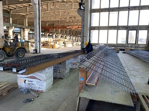 Im Milmersdorfer Betonwerk